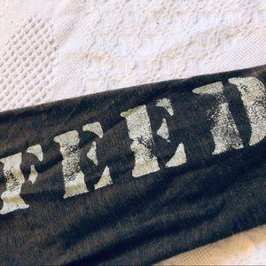 Target Tops - Target FEED Initiative Baseball T-Shirt